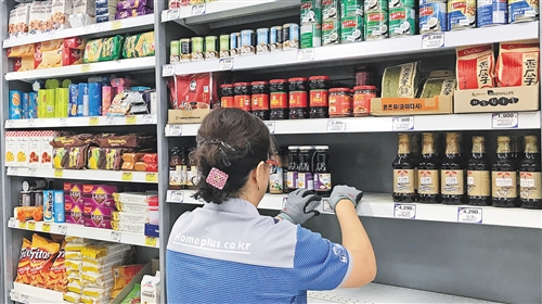 中国食品在韩国销售潜力有待挖掘