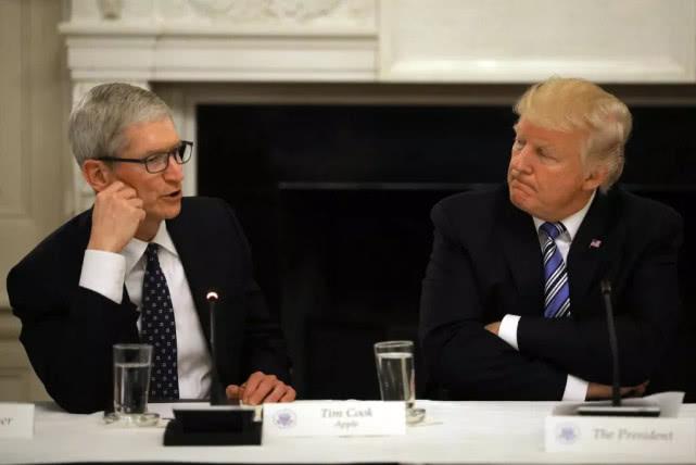 特朗普公然威胁之下 苹果会听话吗?