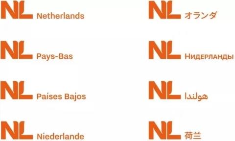 荷兰改名了?不,改的只是国家徽标
