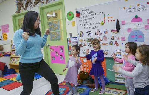 美收紧签证或重创中文教学 中国教师受限