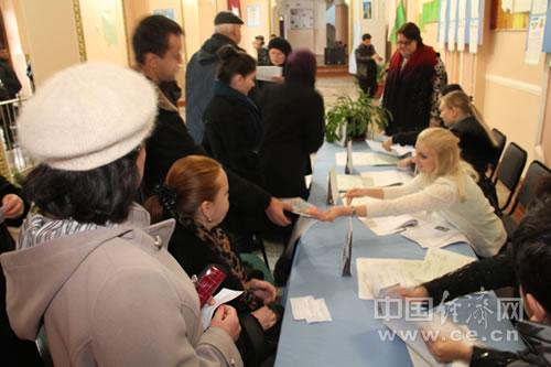 乌兹别克斯坦成功举行议会选举(图)