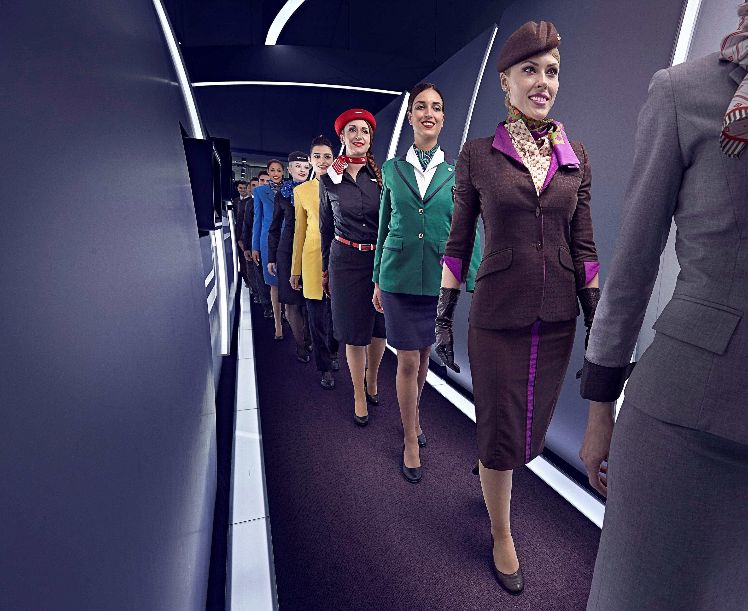 阿提哈德航空与国际时装周达成赞助协议