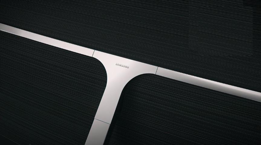精巧的窄边框设计则在一定程度上打造出近似无边框的