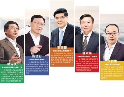 企业界人士畅谈金砖合作新机遇