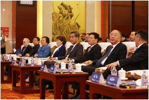 """中国社科院""""一带一路""""国际智库启动会在京举行"""