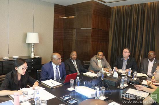南非卫生部部长:南非具备埃博拉防控能力