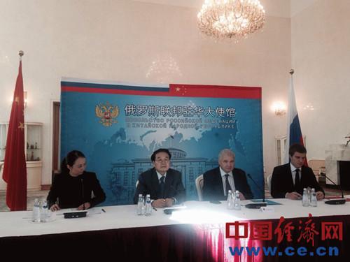 俄驻华大使:普京总统将于9月2日抵京访华