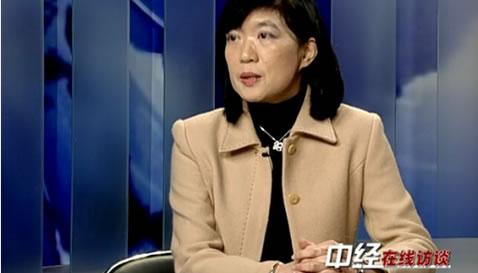 香港投资推广署助理署长邓仲敏做客中经在线访谈