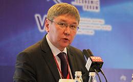 哈萨克斯坦JSC经济研究所主席Maksat Mukhanov.JPG