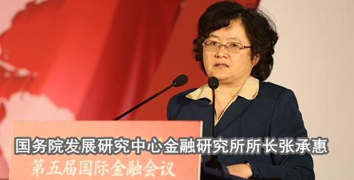 国务院发展研究中心金融研究所所长张承惠.jpg