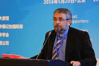 独立新闻通讯社主席Sayed Asif Salahuddin 320.jpg