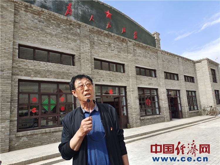 【走进红色锦绣村落】500彩票刘河湾:红了文化绿了山