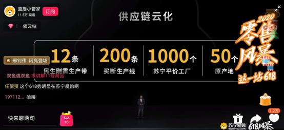 苏宁官宣:茬价618,海量爆款贵就赔