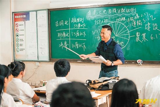 你最想成为哪位老师的学生?