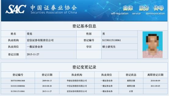 『中国经济网』宏信证券债券业务存3宗违法 风控部负责人遭监管谈话