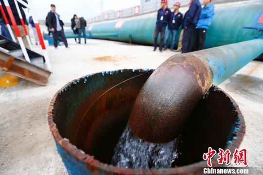 北京首次实施降水回灌工程节水且防控地面沉降