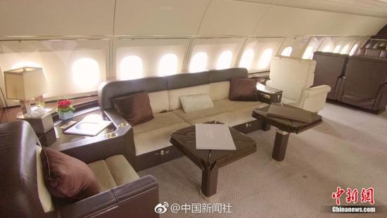 亚洲公务航空大会开幕 动辄上亿的私人飞机长啥样?