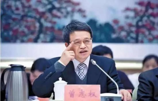 媒体:曾志权落马后再登广东省委机关报 方式特别