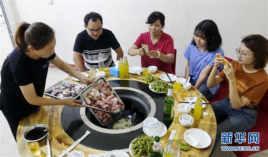 (社会)(2)北京霍州营村:党建引领乡村变身