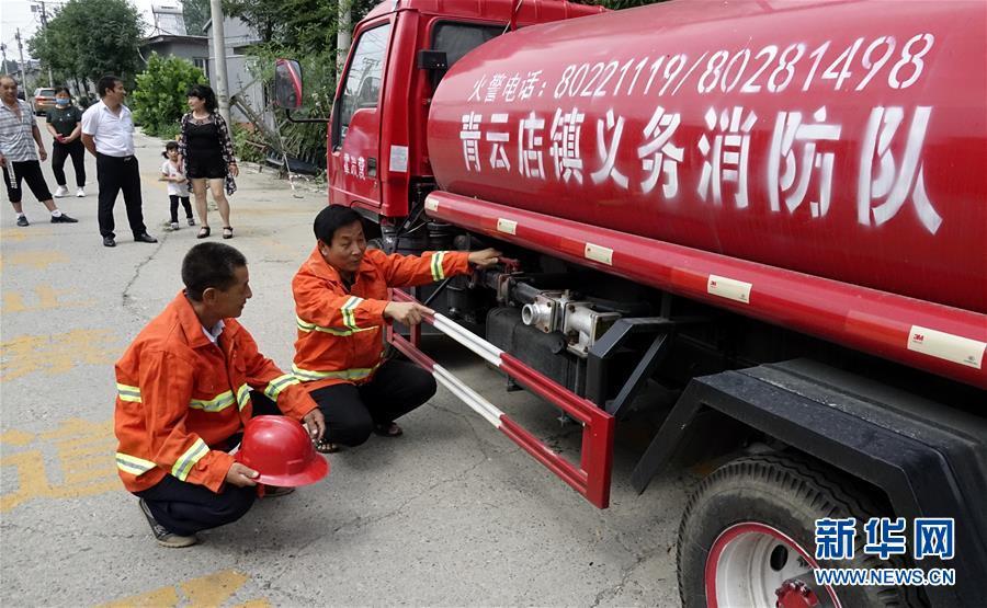 (社会)(3)北京霍州营村:党建引领乡村变身