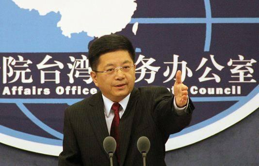 国台办正告民进党当局:立即收回伸向香港的黑手