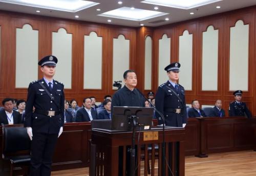山西省人大常委会原副主任张茂才受审 涉贿7244万余元