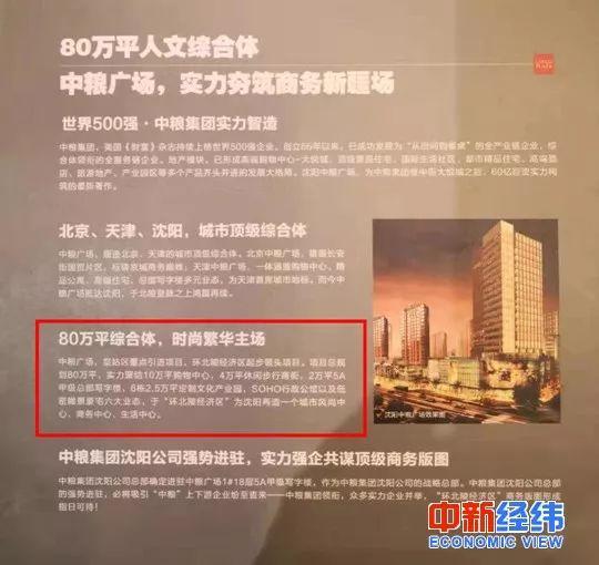 115名业主怒告大悦城 配套商场说不建就不建