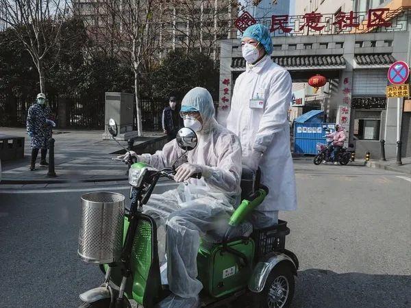 [中国人口报|易访]【抗疫在基层】社区守护人