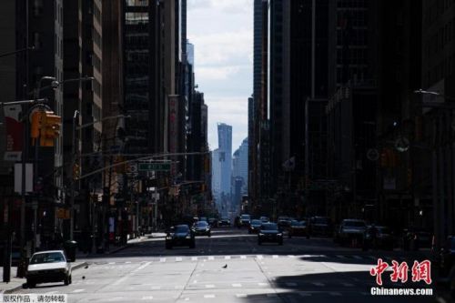 中国新闻网|易访@全球确诊逼近120万 特朗普称美死亡人数将激增