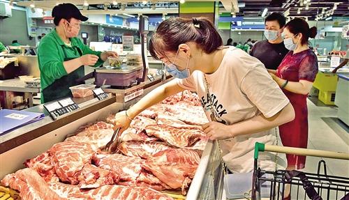 中国经济网—《经济日报》|猪肉市场供应渐趋平稳
