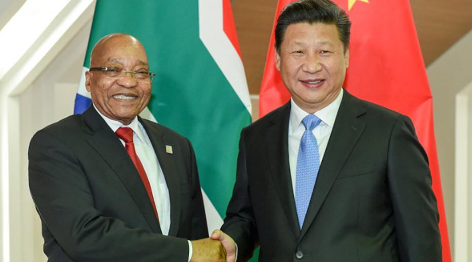习近平:中国永远做非洲好兄弟