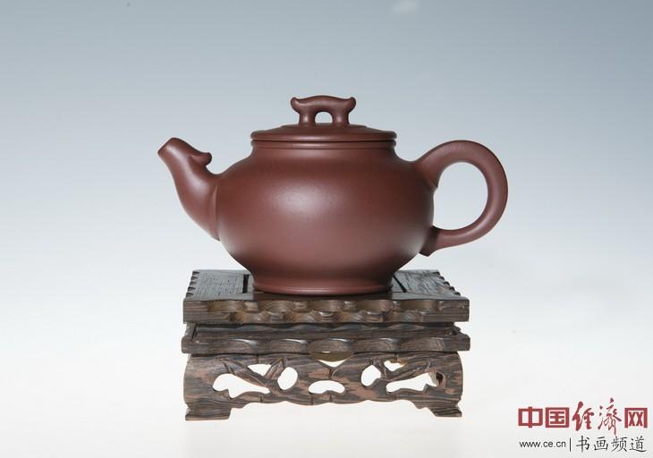 唐伯琴紫砂壶作品