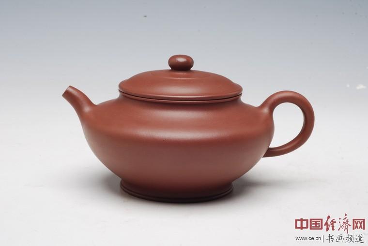 杨卫刚紫砂壶