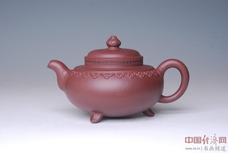 顾婷紫砂壶