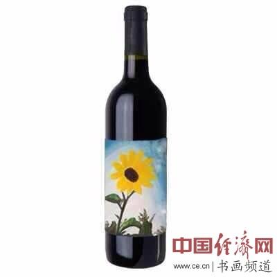 何�F熹(Anika He)绘画艺术与美酒 父亲节的酒