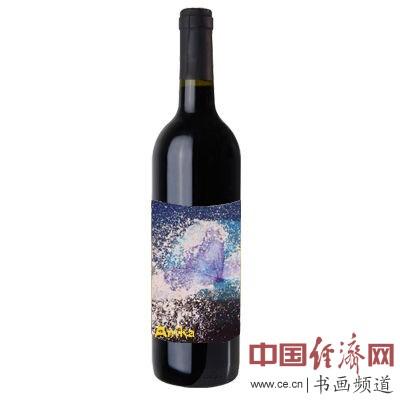 何�F熹(Anika He)绘画艺术与美酒