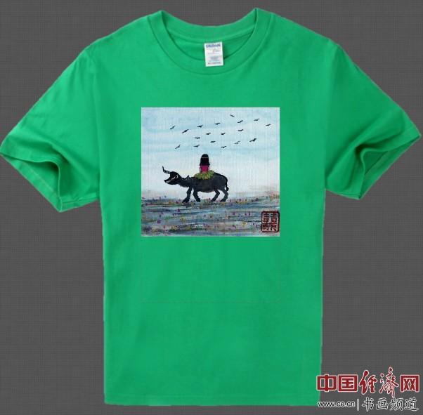 何�F熹艺术延伸品T恤 Anika He's Artistic T shirt
