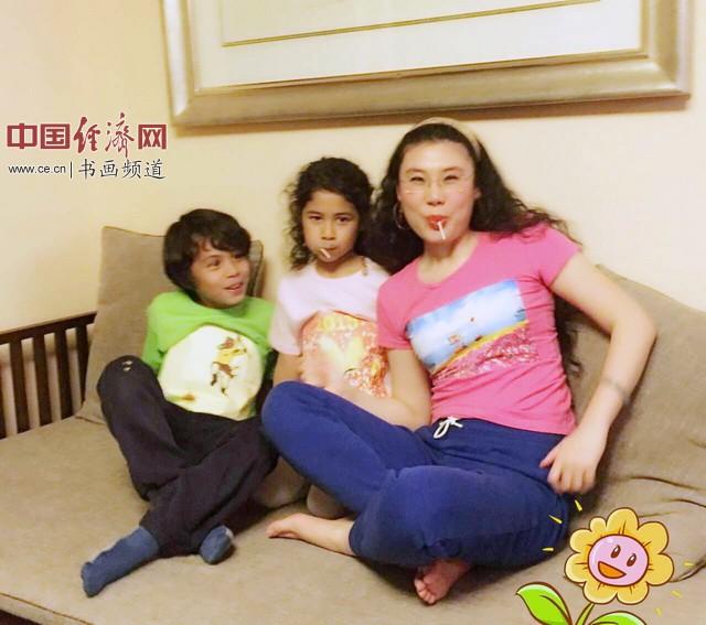 "何�F熹祝:""六・一儿童节快乐!Happy Children's Day!"""