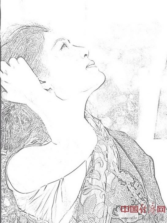 何�F熹的艺术生活 Anika He's artistic life