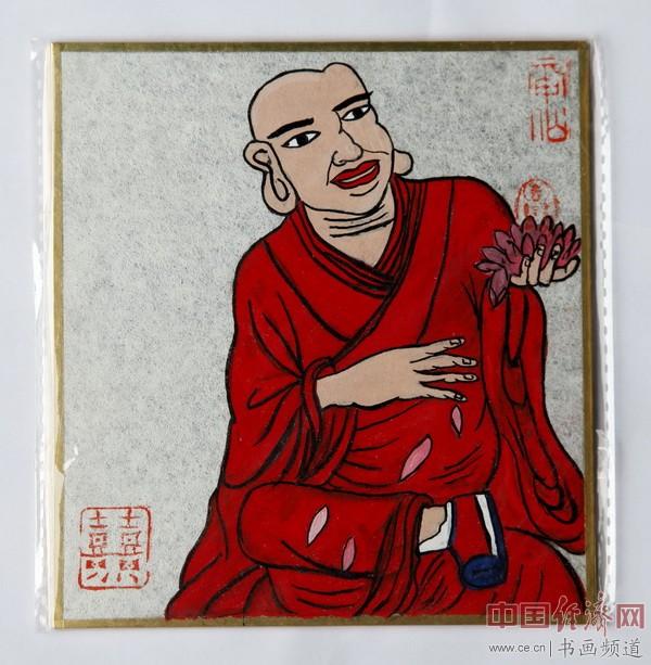 """何�F熹(Anika He)""""中熹何璧掌中宝mini系列""""作品""""妙相系列"""""""