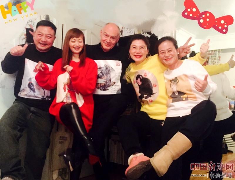 何�F熹(Anika He)和她的粉丝们 Anika He and her fans