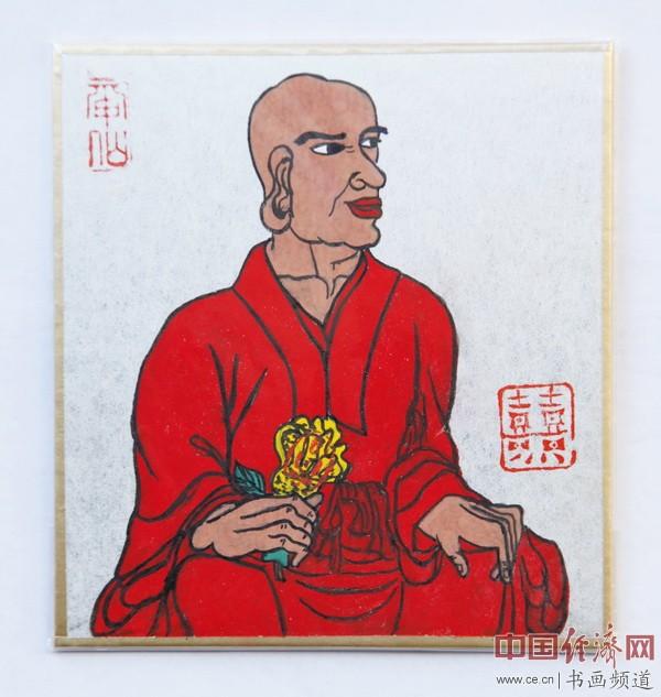 """何�F熹(Anika He)""""中熹何璧掌中宝mini系列妙相""""作品"""