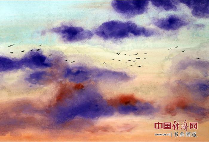 何�F熹Anika He中熹何璧 云彩女王 queen of the colourful skies