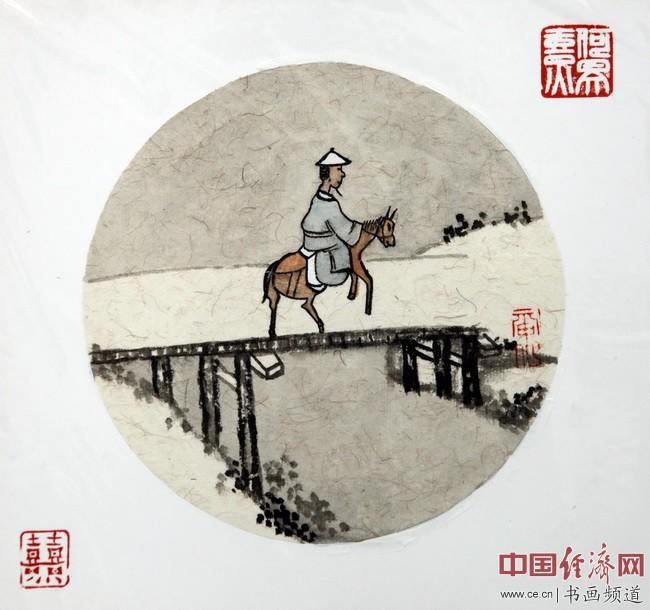 """何�F熹(Anika He)""""中熹何璧方圆Together系列""""过桥作品组图"""