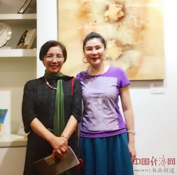 何�F熹(Anika He)和曹星原(Tsao Hsingyuan)