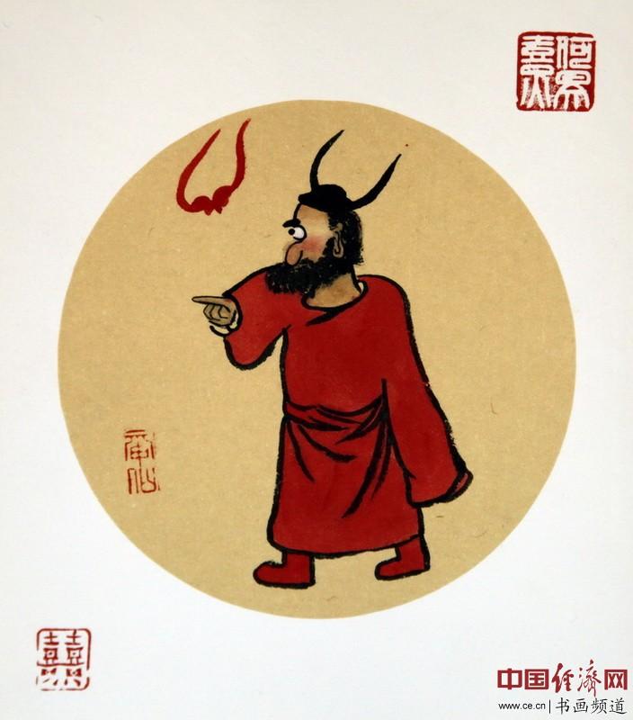"""何�F熹(Anika He)""""中熹何璧方圆Together系列""""作品"""