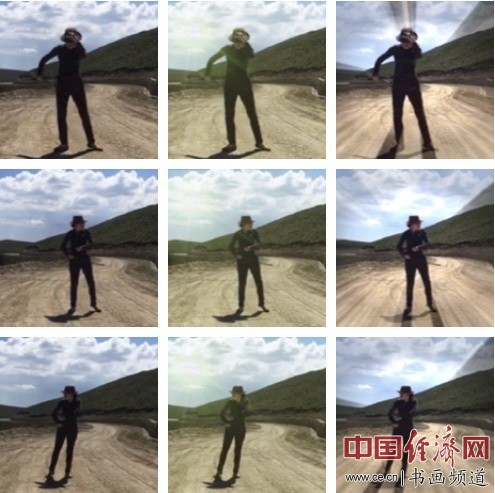 何旻熹(Anika He)360度艺术生活 360° artistic life