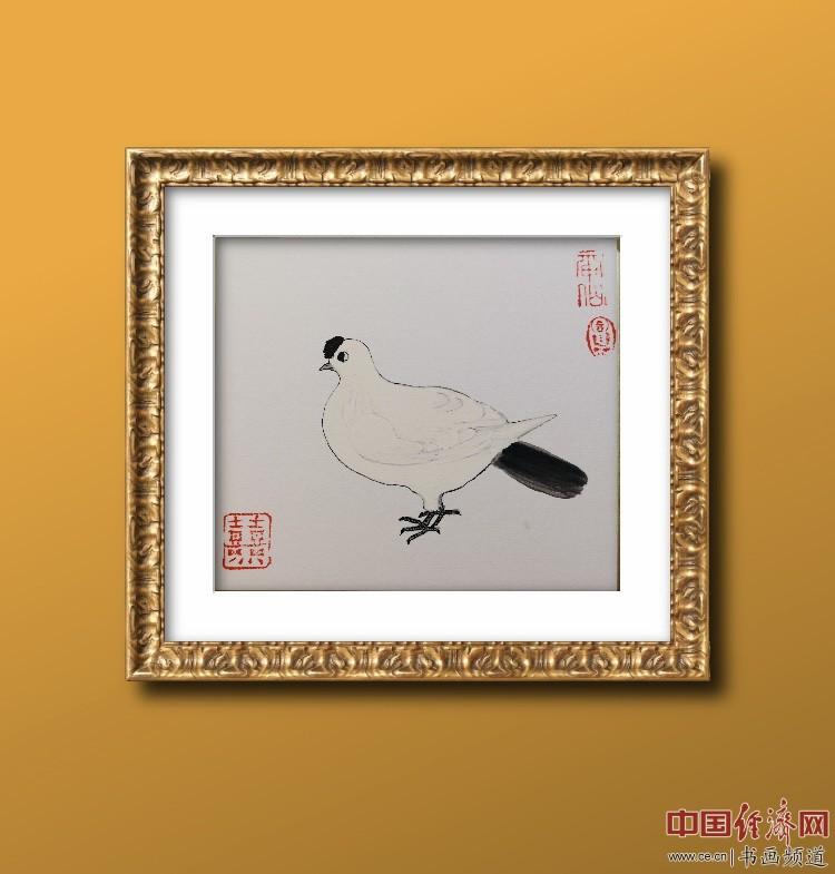 《和平鸽》Dove of peace