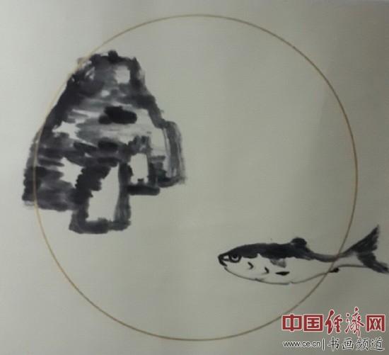 何�F熹绘画