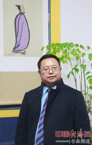中国道教协会秘书长王哲一